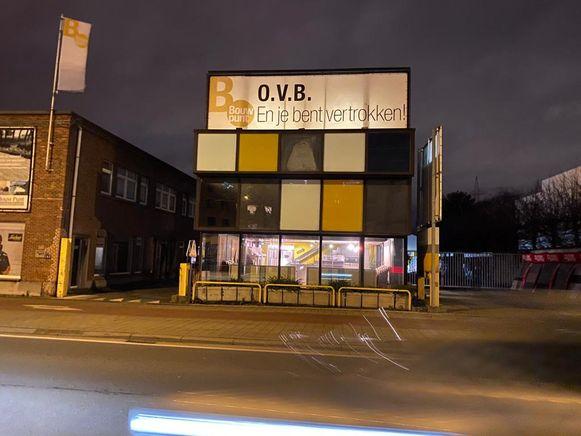 Bouwpunt O.V.B. is al jarenlang een gevestigde waarde op de Nieuwevaart in Gent.