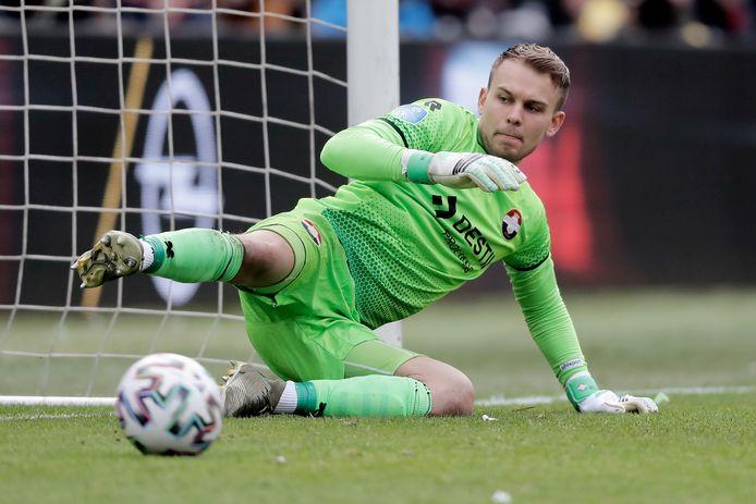Timon Wellenreuther verlaat Willem II voor Anderlecht.