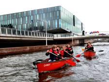 Fietspad langs Westsingelgracht eindelijk 'veilig'