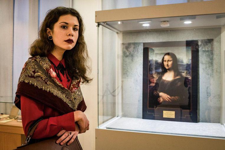 Dasja Petrova, geboren op 16 maar 2000 (dag 77 van Poetins presidentschap). Beeld Yuri Kozyrev / Noor