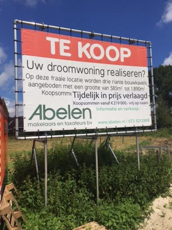 Nieuwbouw in Bokhoven (Den Bosch)