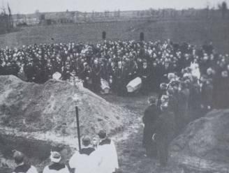 """INTERVIEW. Ooggetuige Louis Boeckmans (97) over de ramp met ammoniumnitraat in Tessenderlo: """"We legden de doden en zwaargewonden op de grond van het klaslokaal"""""""