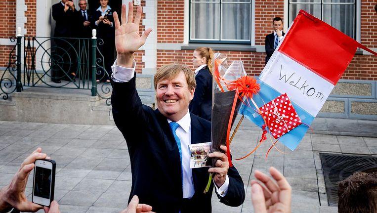 Verjaardag Willem Alexander.Willem Alexander Krijgt Nieuw Koningslied Voor Verjaardag