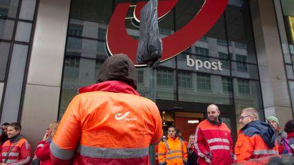 Vakbonden vinden voorstellen van bpost onvoldoende