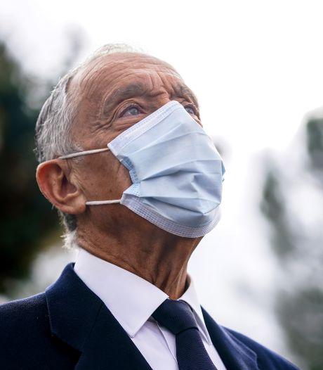 Le président sortant du Portugal réélu au premier tour