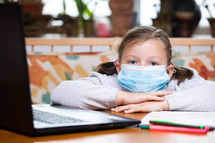 'Onder kinderen en jongeren komt meer angst, somberheid en leerachterstand voor door de coronamaatregelen.'