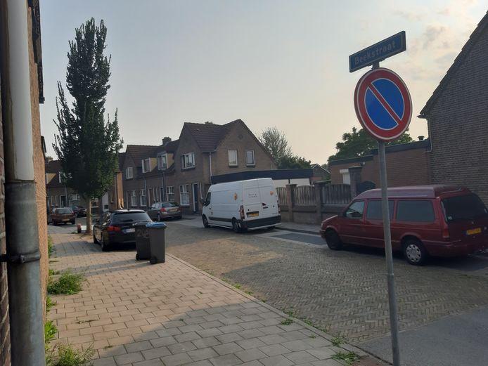 De Beekstraat in Almelo