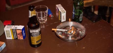 Rokers in Achterhoekse horeca klem na 2 uur 's nachts door verbod rookruimtes