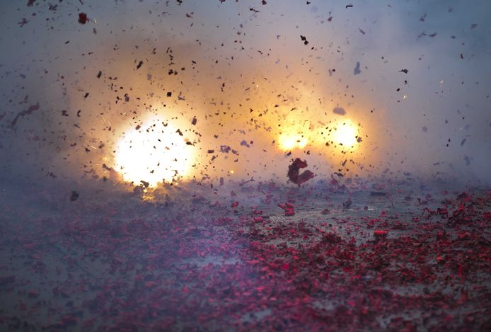 Foto ter illustratie: De politiek in Berg en Dal voert dinsdag een debat over vuurwerk.