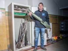 Zwolse wapens voor Memory museum in Nijverdal
