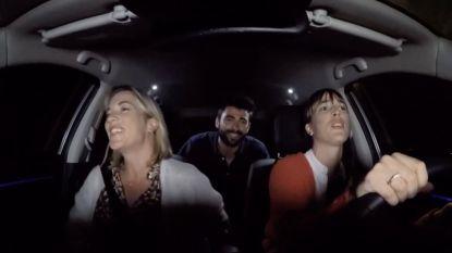 Carpool Karaoke met Sieg De Doncker in 'Een Frisse Start met vtwonen'