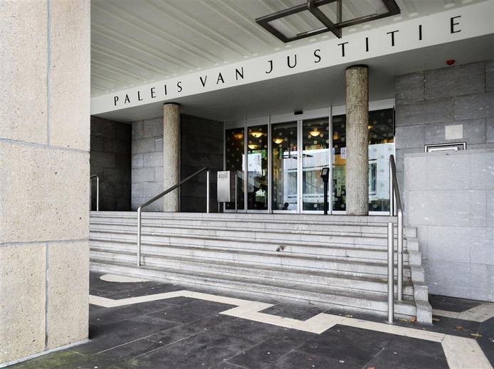 De rechtbank in Arnhem ter illustratie.