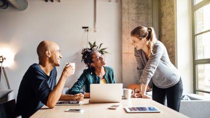 5 tips om de sympathie van je collega's op een nieuwe job te winnen