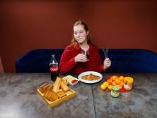 Ilona lust bijna niets: 'Van m'n hamburger schraap ik alles af'