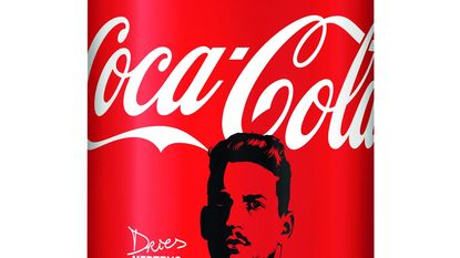 Bram (34) ontwerpt Duivelse blikjes voor Coca-Cola