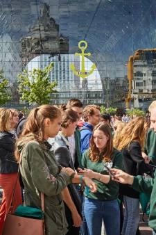 Duizenden nieuwe studenten in Rotterdam: de stad leren kennen of liever de kroeg in?
