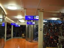 Nieuw systeem in fietsenstalling Leiden Centraal