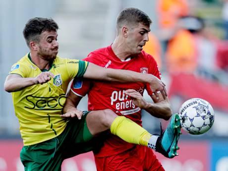 FC Twente naar derde plek na zege in Sittard