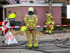 Twee woningen ontruimd in Vaassen vanwege gaslek