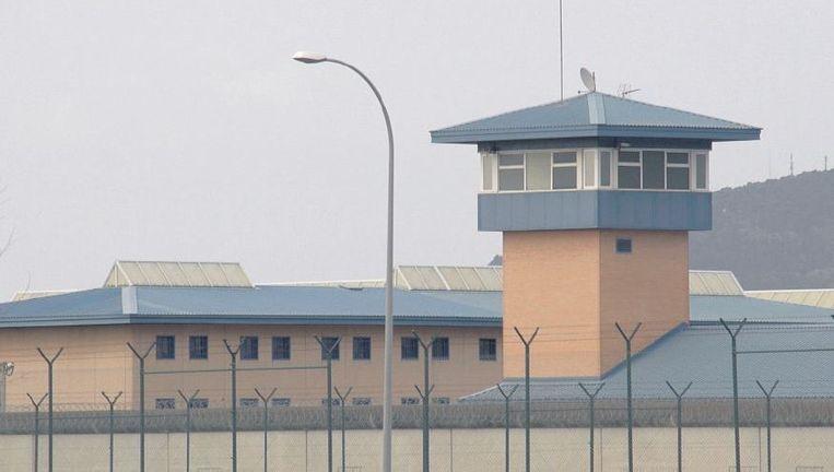 Gevangenis op Palma de Mallorca waar Van der Dussen zit. Beeld Alex Tieleman