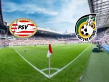 PSV - Fortuna Sittard