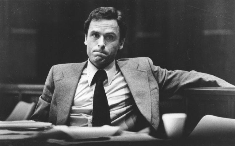 De beruchte seriemoordenaar Ted Bundy.