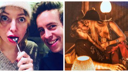 LOVEBITS 2.0 De waanzinnige blik van Evelien Bosmans en de kusjes van Dimitri Vegas