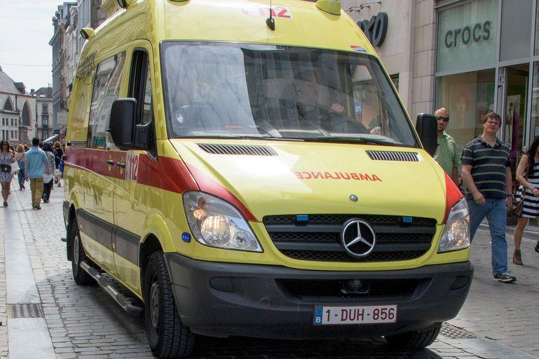 Illustratiebeeld: Hulpdiensten Brussel