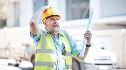 """Vijf opvallende anekdotes: """"We zien heel wat mislopen op bouwwerven"""""""