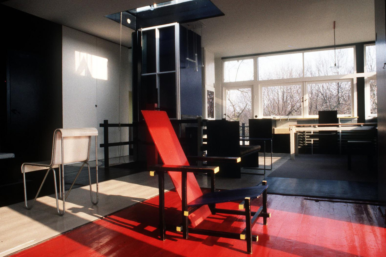 Utrechtse musea willen vaker publiekstrekkers zoals de stijl foto - Interieur meubels ...