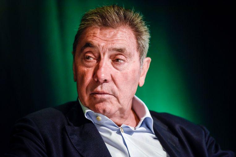"""Eddy Merckx is """"zwaar ontgoocheld""""."""