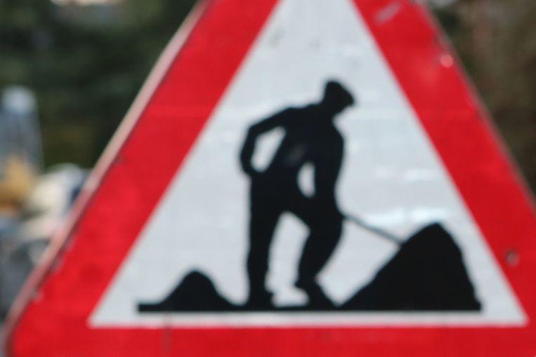 Vanaf maandag zal er beperkte hinder zijn in de betreffende straten.