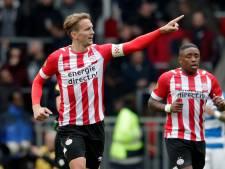 LIVE | PSV start met Malen, De Jong en Bergwijn in de as