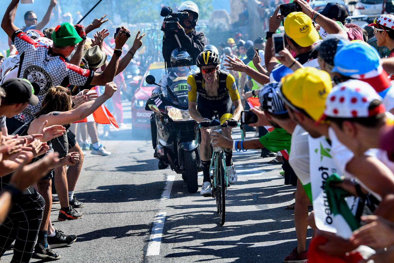 Wielerkalender 2021 bekend: Tour en Vuelta week eerder | Foto | AD.nl