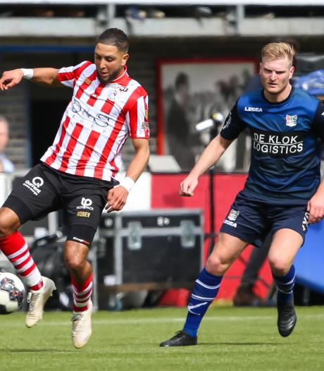 NEC'er Dijkstra maakte na nederlaag tijd voor een 'verplicht nummer'