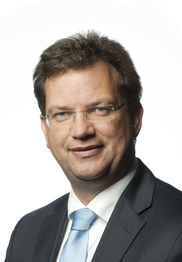 Jaco Geurts, Tweede Kamerlid voor het CDA. Beeld anp
