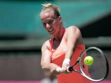 Hogenkamp neemt eerste horde op weg naar US Open