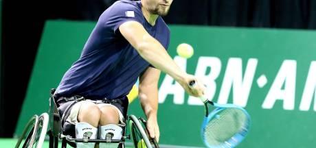 Joachim Gérard s'incline en finale fauteuil roulant à Roland-Garros