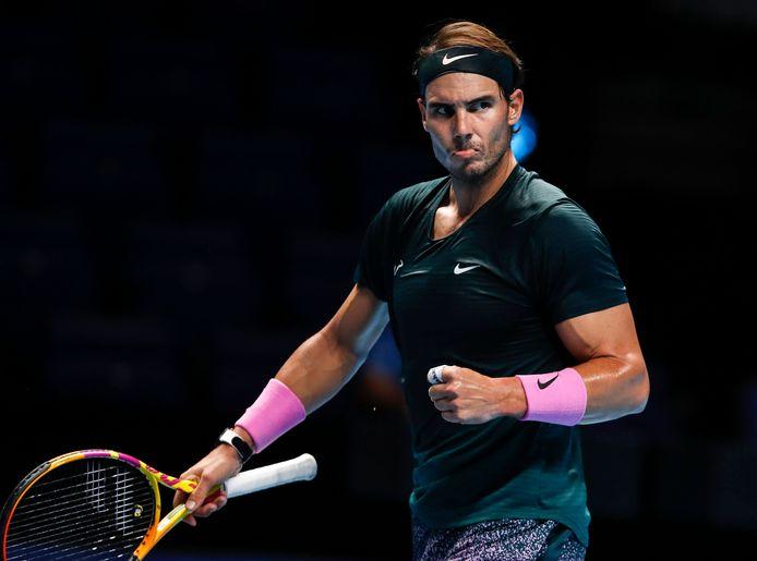 Rafael Nadal maakt zich momenteel op voor het nieuws tennisseizoen.