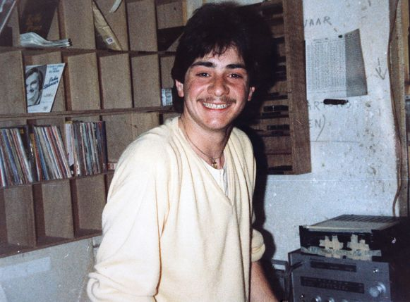 In zijn jonge jaren was Gerd al bezeten van het radio maken.