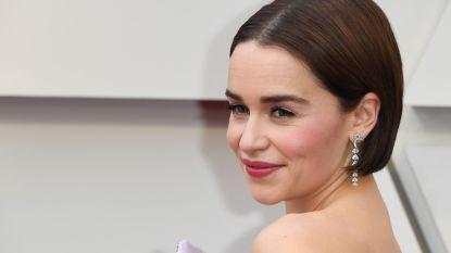 Emilia Clarke verdient bijna 6 miljoen euro voor laatste seizoen 'Game Of Thrones'