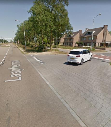 Kruising Laaghemaal en Oosteinderweg in Groote Wielen wordt een rotonde