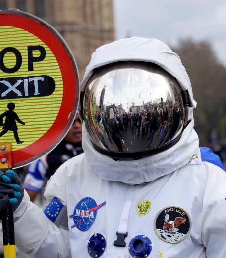 Record: petitie tegen brexit 5 miljoen keer getekend