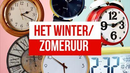 Alles wat je moet weten over het winter/zomeruur