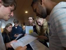 Minder vwo-leerlingen in Achterhoek geslaagd na eindexamens