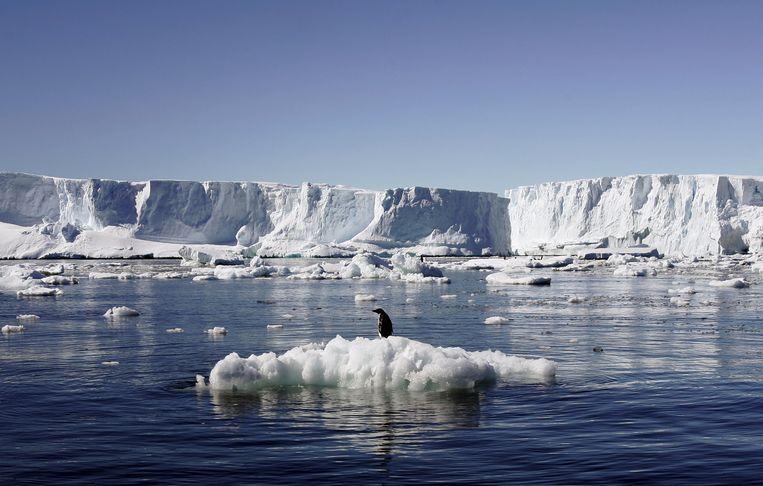 Antarctica. Beeld null