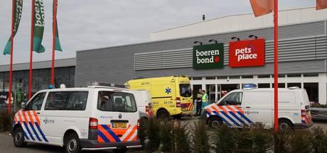 Man zwaargewond aan gezicht bij vechtpartij in Boerenbond in Waalwijk