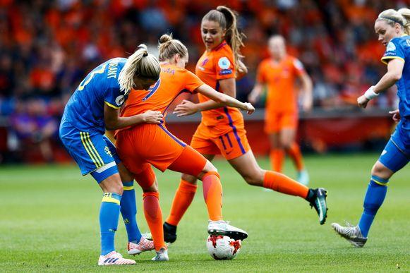 eindelijk staat vrouwenvoetbal in nederland op de kaart