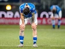 Nu waren er wel kansen, maar toch geen punten voor FC Den Bosch: 'Echt om gek van te worden'