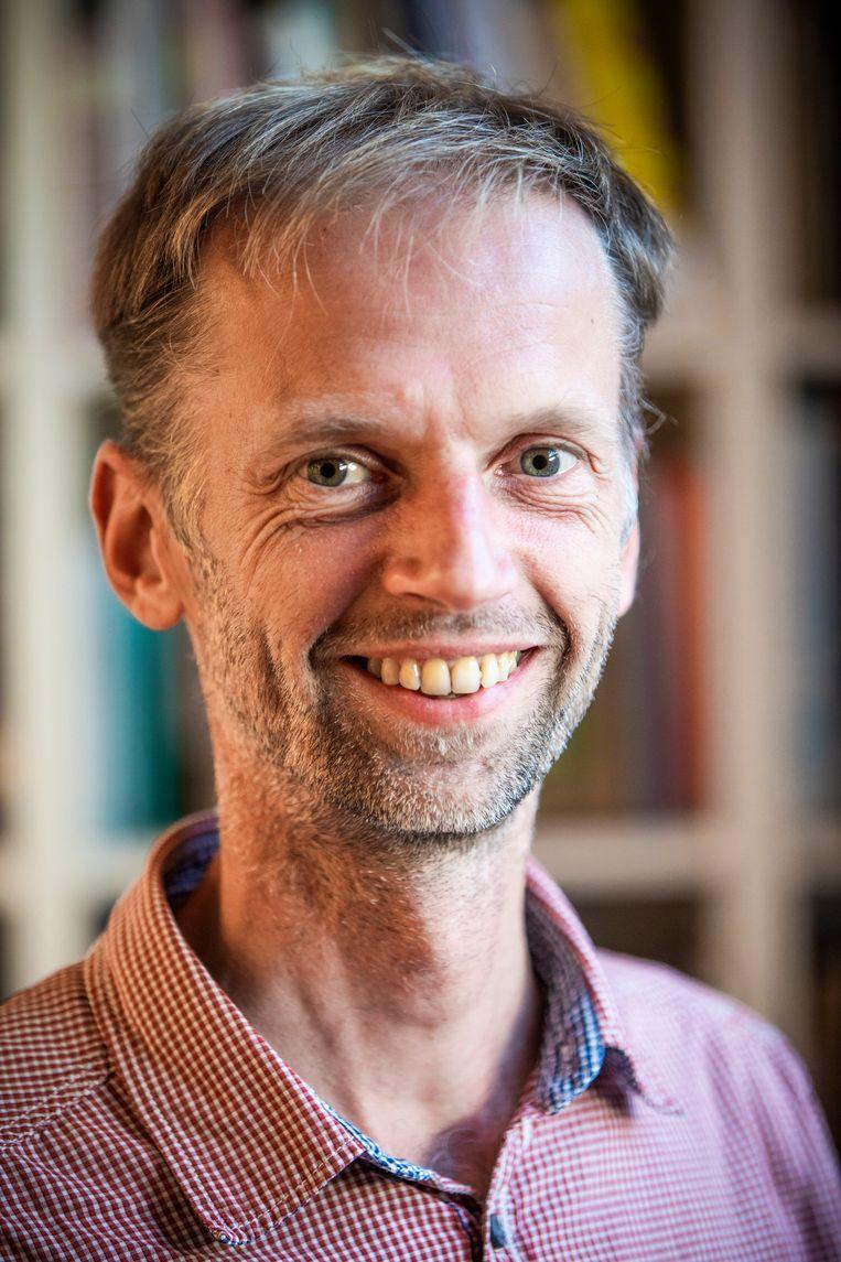 Cédric Marillat uit Frankrijk Beeld Freek van den Bergh / de Volkskrant